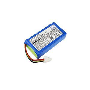 Toshiba VC-J1X batteri (3700 mAh, Blå)