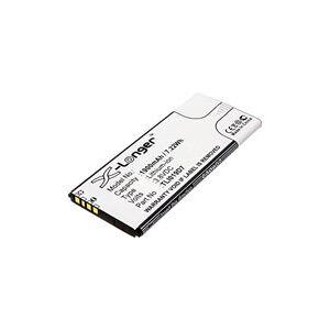 Alcatel 1 Dual SIM batteri (1900 mAh, Sort)