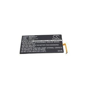AT&T Trek 2 HD LTE batteri (4600 mAh, Sort)