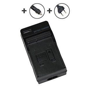 BenQ E520+ 2.52W batterilader (4.2V, 0.6A)