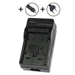 Panasonic NV-GS40B 5.04W batterilader (8.4V, 0.6A)