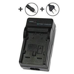 Hitachi DZ-BD7HE 5.04W batterilader (8.4V, 0.6A)
