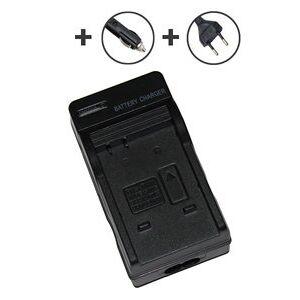 Ricoh Caplio G600 2.52W batterilader (4.2V, 0.6A)