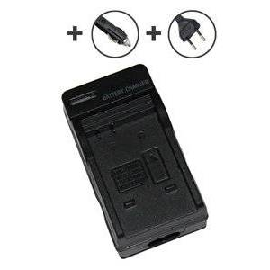 Ricoh Caplio GR Digital II 2.52W batterilader (4.2V, 0.6A)