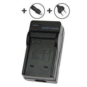 Panasonic Lumix DMC-FX48W 2.52W batterilader (4.2V, 0.6A)