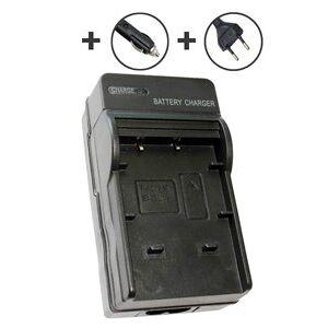 Nikon Coolpix S9050 5W batterilader (8.4V, 0.6A)
