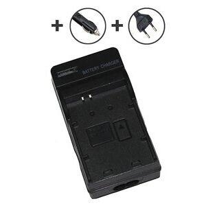 Samsung HMX-W190 2.52W batterilader (4.2V, 0.6A)