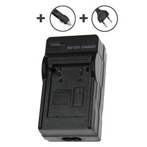 Canon IXY Digital 600 2.52W batterilader (4.2V, 0.6A)