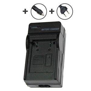Canon Digital IXUS II 2.52W batterilader (4.2V, 0.6A)
