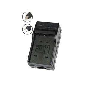 Sony Cyber-shot DSC-H90B 2.52W batterilader (4.2V, 0.6A)
