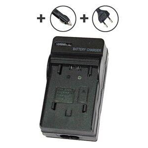 Sony DCR-SX20EK/B 5.04W batterilader (8.4V, 0.6A)