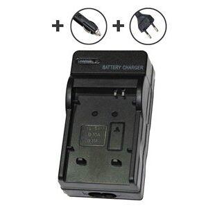 Samsung Digimax ES55 2.52W batterilader (4.2V, 0.6A)