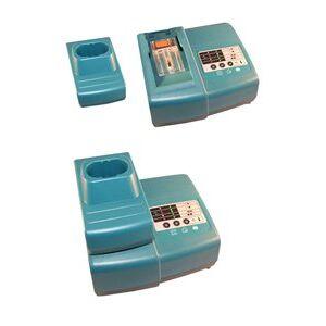 Makita 6010DL 72W batterilader (7.2 - 18V, 1.5A)