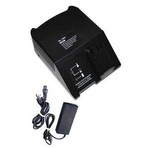 Atlas Copco PMS 18 72W batterilader (7.2 - 24V, 1.5A)