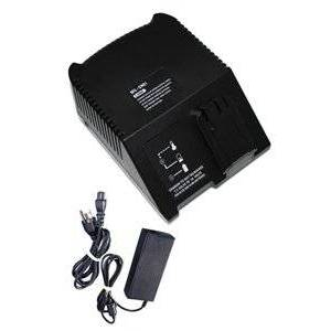 Milwaukee PJX 14.4 PowerPlus 72W batterilader (7.2 - 24V, 1.5A)