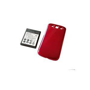 AT&T Galaxy S3 batteri (4300 mAh, Sort, NFC)