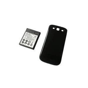 AT&T Galaxy S III batteri (4300 mAh, Sort)