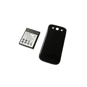 AT&T SGH-I747 Galaxy S3 batteri (4300 mAh, Sort)
