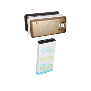 Samsung Galaxy S5 batteri (6500 mAh, Sort)