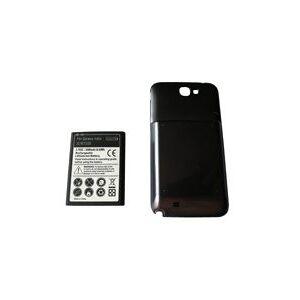 AT&T SGH-i317 Galaxy Note 2 batteri (6500 mAh, Grå)