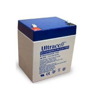 MGE UltraCell Batteri (5000 mAh) passende til MGE Ellipse 650
