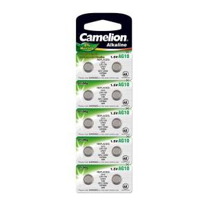 Ice-Watch Camelion 10x LR54 Knappcelle (44 mAh)