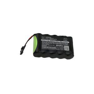 Baxter Healthcare Batteri (2000 mAh, Sort) passende til Baxter Healthcare AS50