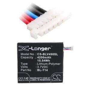 LG Batteri (4200 mAh) passende til LG G Pad 8.0