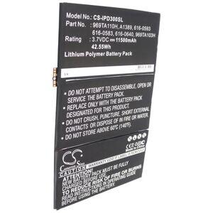 Apple Batteri (11500 mAh) passende til Apple iPad 4 (64GB) Wi-Fi