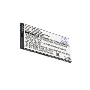Microsoft Batteri (1900 mAh, Sort) passende for Microsoft Lumia 738