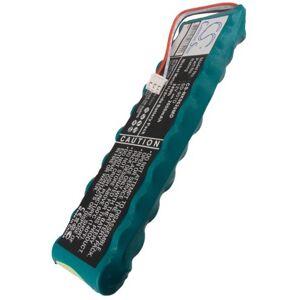 Nihon Kohden Batteri (2000 mAh) passende til Nihon Kohden ECG-9620
