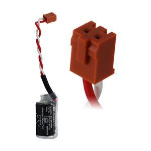 Omron Batteri (1000 mAh) passende for Omron CQM1H