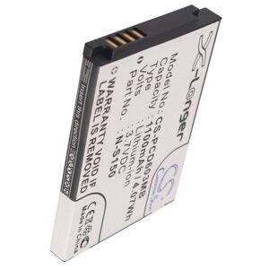 Philips Batteri (1100 mAh) passende til Philips SCD603/00