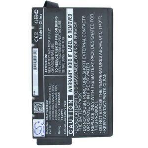 TSI Batteri (6600 mAh) passende til TSI AEROTRAK APC 9510-02