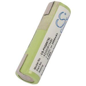 Philips Batteri (2000 mAh) passende til Philips Philishave HQT788