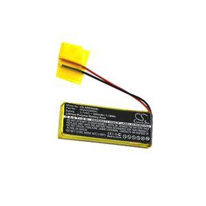 Cardo Batteri (320 mAh, Sort) passende til Cardo Q3