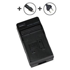 BenQ E510 2.52W batterilader (4.2V, 0.6A)