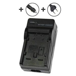 Panasonic NV-GS10EGR 5.04W batterilader (8.4V, 0.6A)