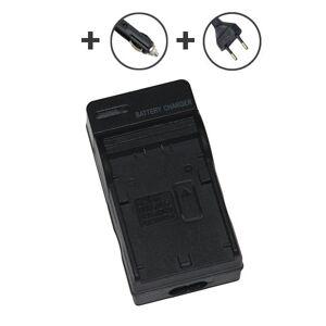 Hitachi DZ-MV250 5.04W batterilader (8.4V, 0.6A)
