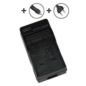 Sanyo Xacti VPC-CG20EX-B 2.52W batterilader (4.2V, 0.6A)