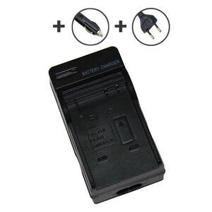 Sanyo Xacti DSC-X1260K 2.52W batterilader (4.2V, 0.6A)