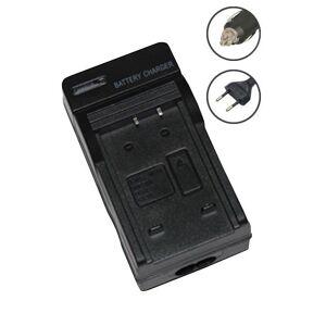 BenQ DC E63+ 2.52W batterilader (4.2V, 0.6A)