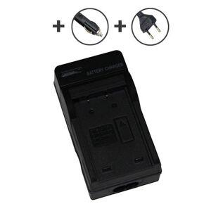 CAS. Exilim Card EX-S880RD 2.52W batterilader (4.2V, 0.6A)