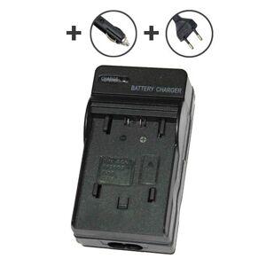 Sony DCR-SX20E 5.04W batterilader (8.4V, 0.6A)