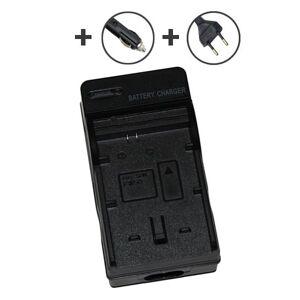 Sony Alpha SLT-A55VY 5.04W batterilader (8.4V, 0.6A)