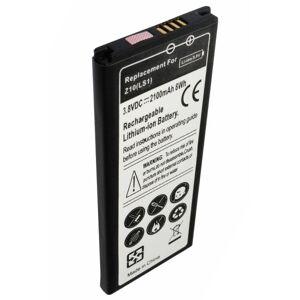 Blackberry Batteri (2100 mAh, Sort) passende til Blackberry BBSTL100-4w