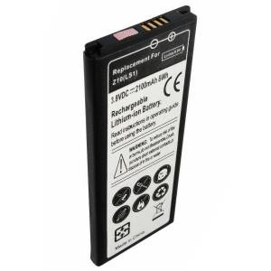 Blackberry Batteri (2100 mAh, Sort) passende for Blackberry BBSTL100-4w