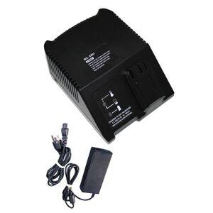 AEG BDSE 14.4 T 72W batterilader (7.2 - 24V, 1.5A)