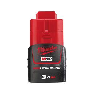 Milwaukee M12 B3 3.0Ah Batteri