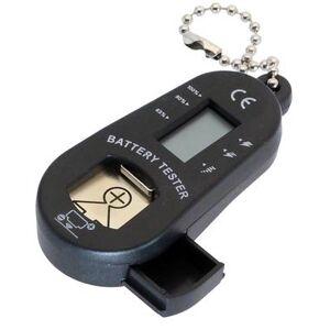 . Tester med lagringsplass for høreapparatsbatterier